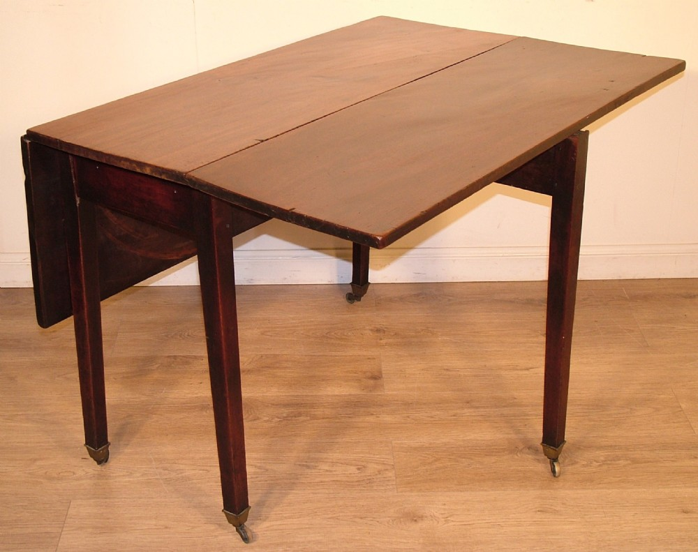 Antiques the uk 39 s largest antiques website for Drop leaf dining table
