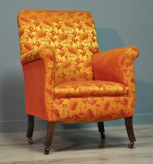 Antique Fireside Chairs - Antique Fireside Chairs - The UK's Largest Antiques Website