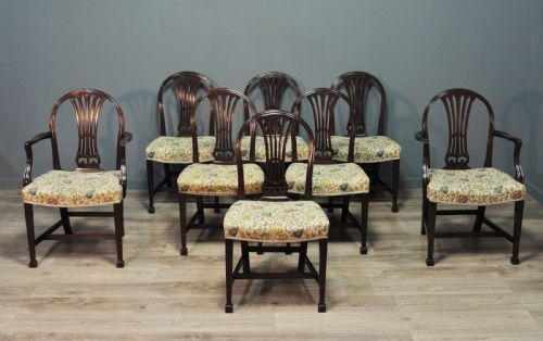 Abacus Antiques - Antique Dining Chairs - The UK's Largest Antiques Website