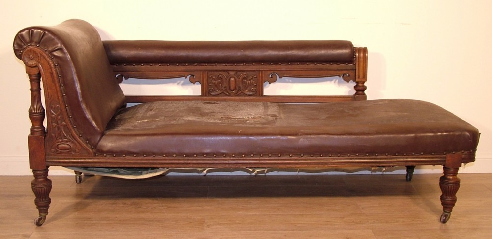 Antiques the uk 39 s largest antiques website for Antique chaise lounge prices