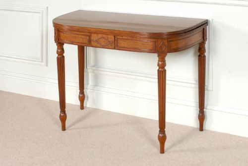 good quality regency tea table attributed to gillow