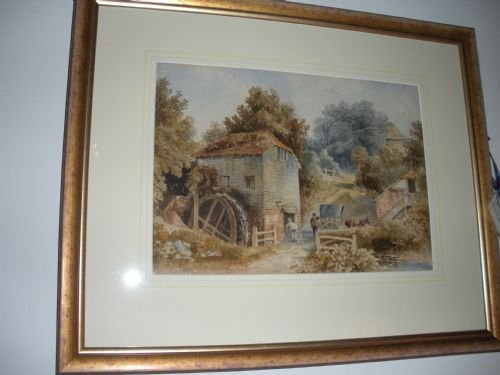 original water colour by thomas james soper - photo angle #2
