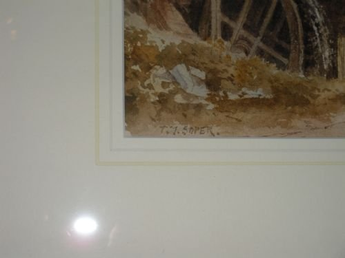 original water colour by thomas james soper - photo angle #3