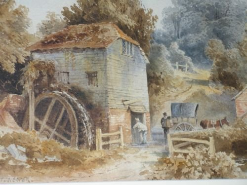 original water colour by thomas james soper - photo angle #4