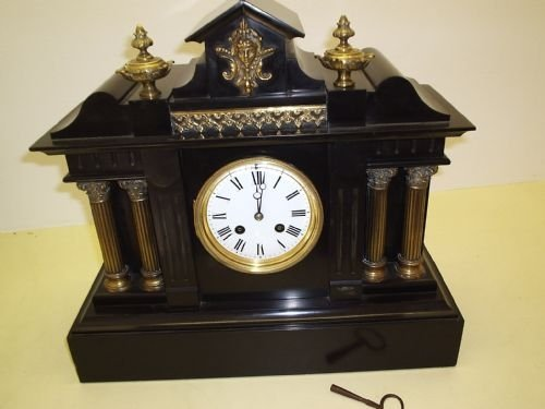Slate mantel clocks uk
