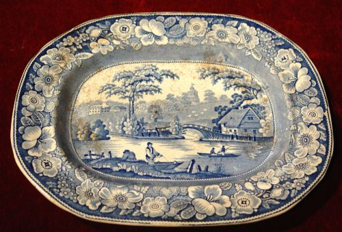 Antiques Blue And White The Uk S Largest Antiques Website