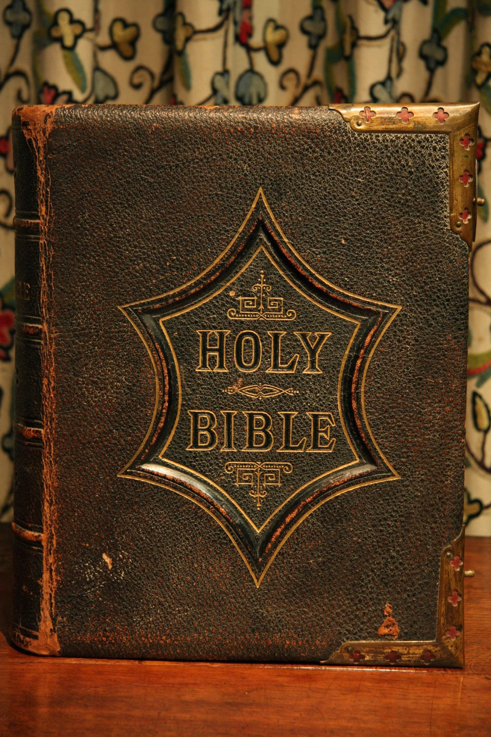 victorian family bible