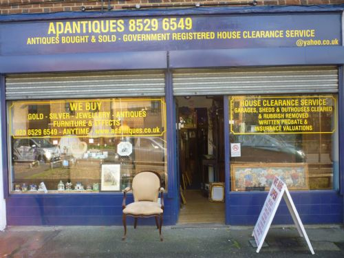 Thumbnail picture of: Our Shop Front