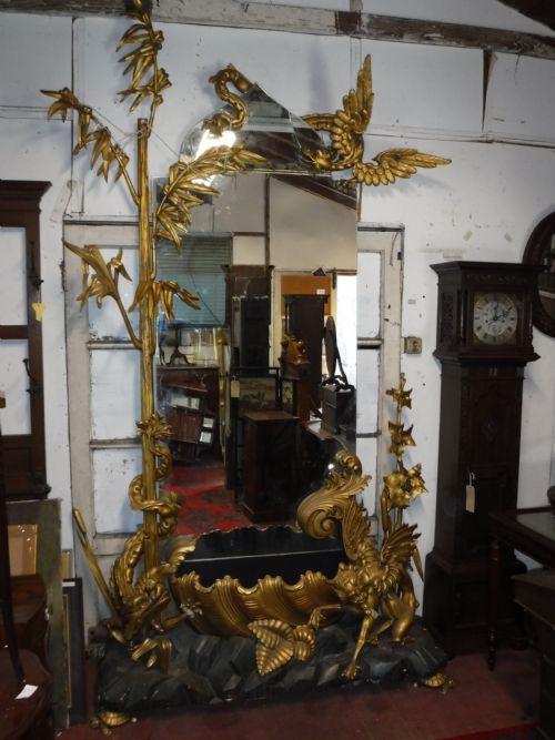 Rupert Hitchcox Antiques (formerly Antique Furniture Warehouse (Oxford)) |  + Antique Spectacular Mirrors - Rupert Hitchcox Antiques (formerly Antique Furniture Warehouse