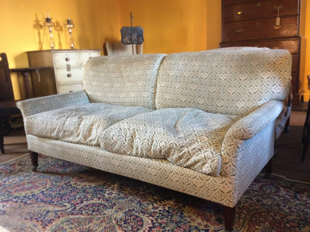 howard sons english sofa