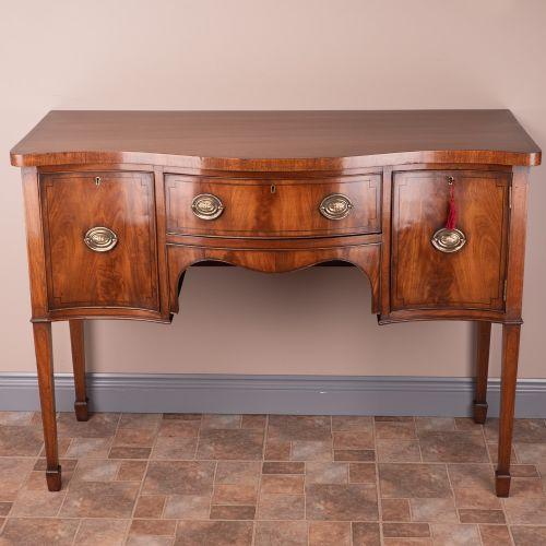 good quality mahogany sideboard