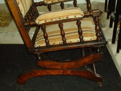 ... American Rocking Chair Antique Rocking Chair 2017. Updated: ... - American Rocking Chair Zelfaanhetwerk