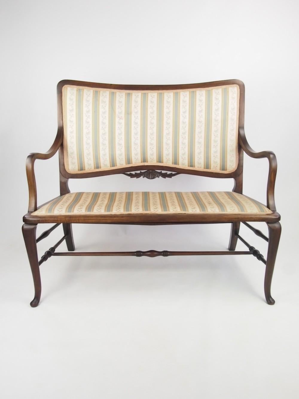 Small antique edwardian sofa 270663 for Antikes sofa gebraucht