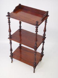 Antique Whatnot Furniture