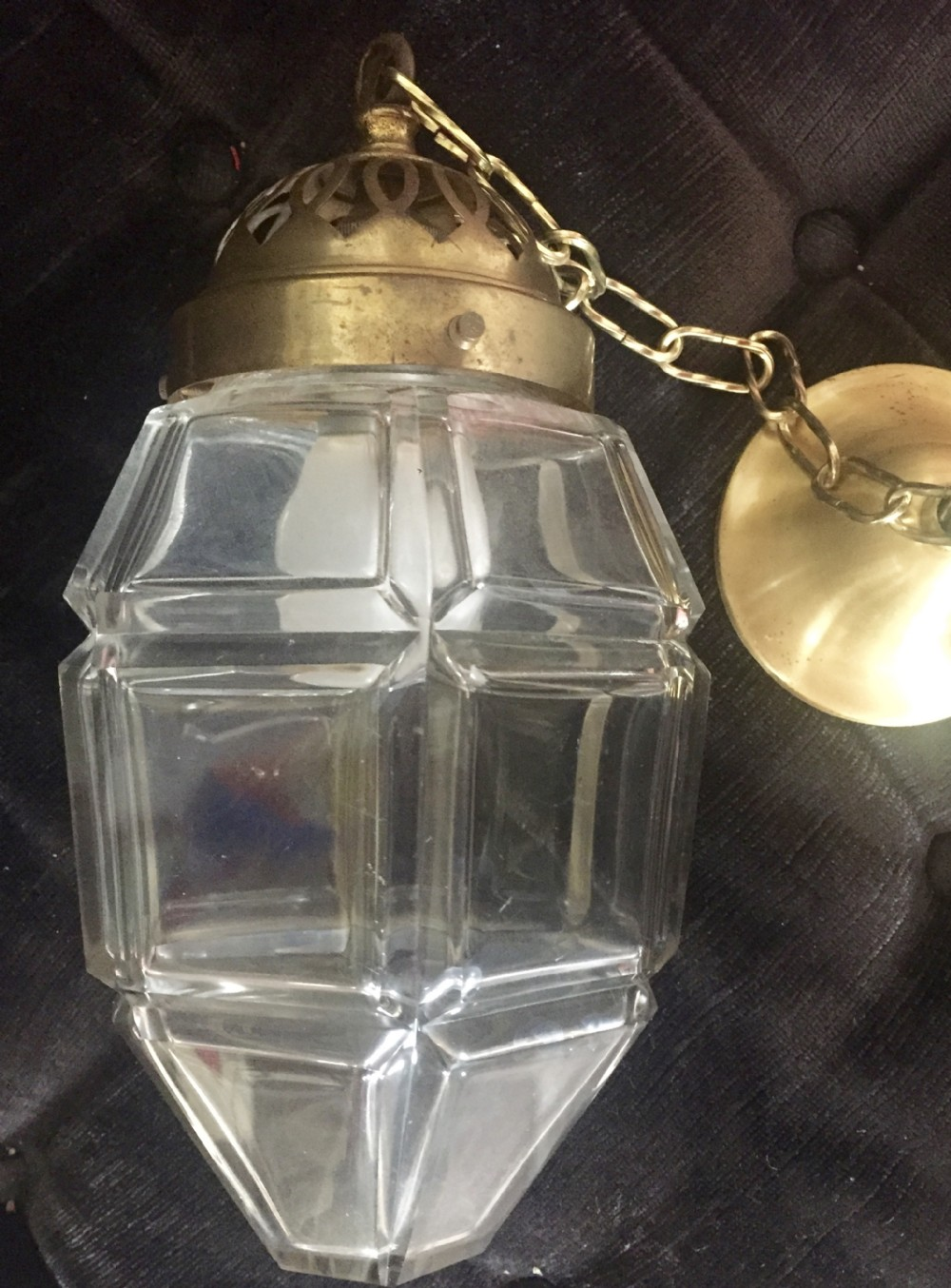 classic edwardian lantern