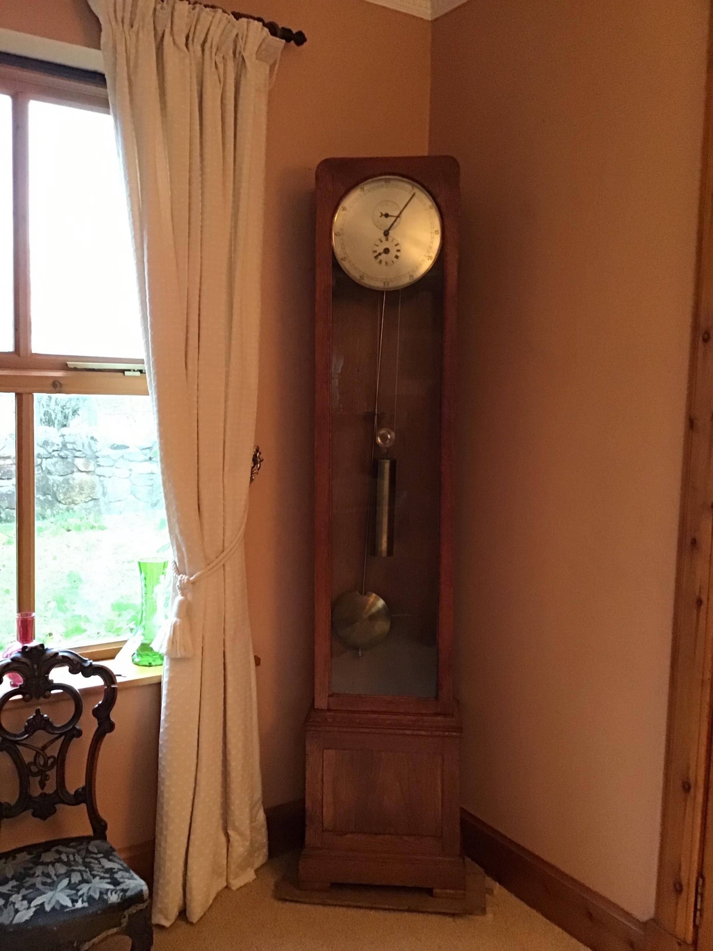 clocks long case regulator