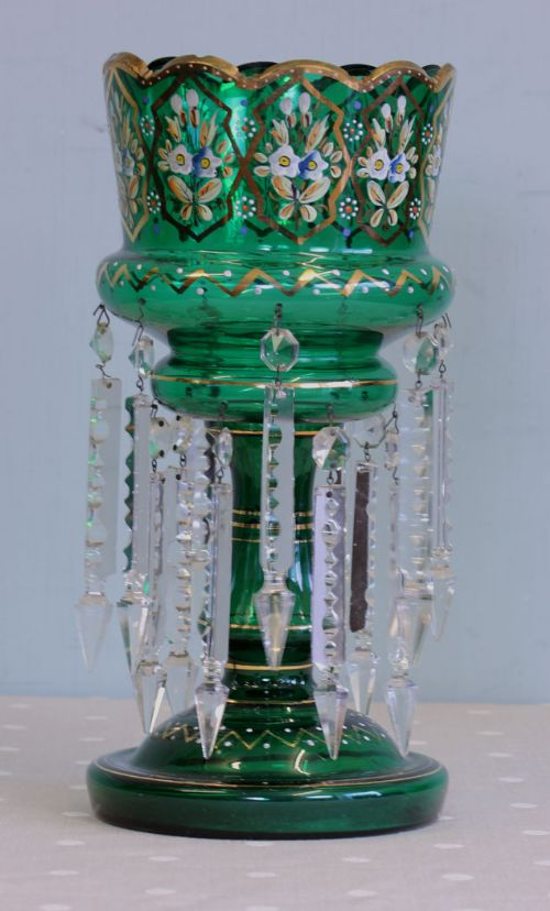 Antique Glass Vases Page 4 The Uk S Largest Antiques Website