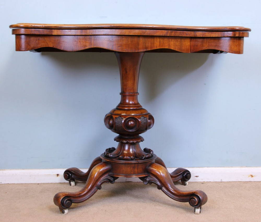 Victorian side table clic shaker round end table a victorian victorian figured walnut tea table console side table geotapseo Images