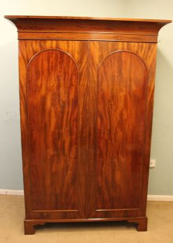 Antique Mahogany Wardrobes The Uk S Largest Antiques Website