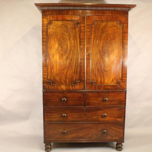 Antique Linen Cupboards - Antique Linen Cupboards - The UK's Largest Antiques Website