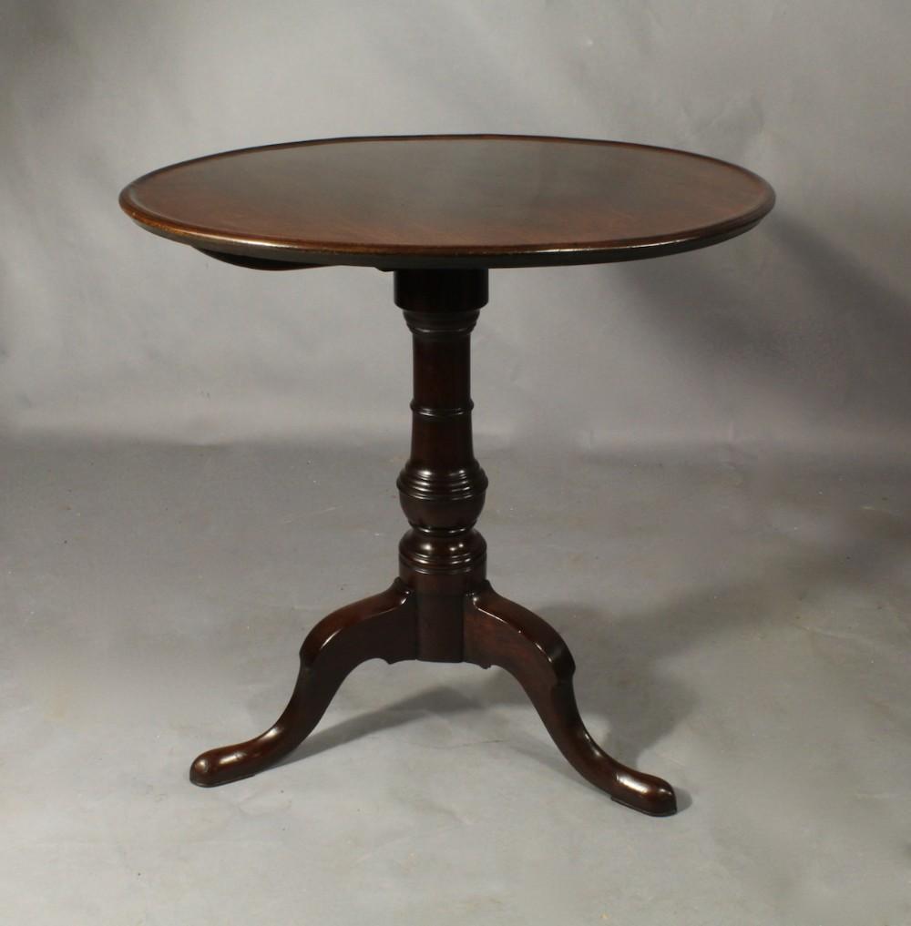 george iii dish top table