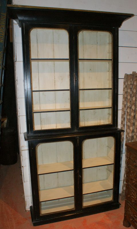 Arcadia Antiques - Antique Display Gilt Cabinets - The UK's Largest Antiques Website