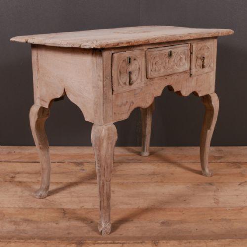 Antique Bleached Oak Tables