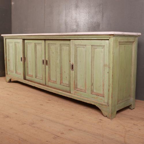 english original painted dresser base