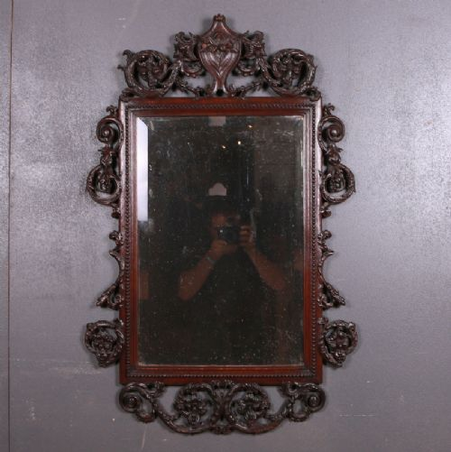 dutch wall mirror