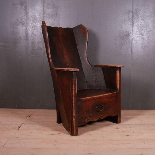 english lambing chair