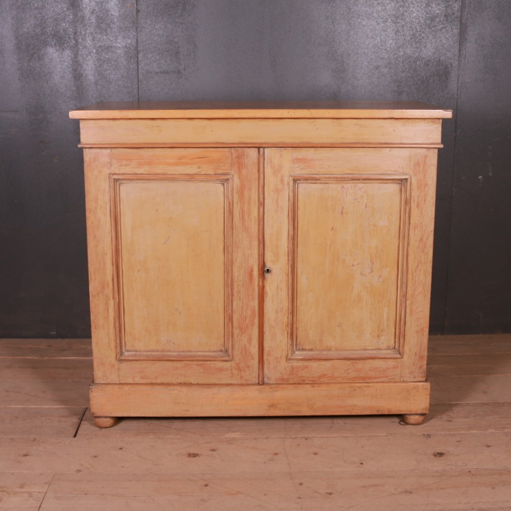 original painted french buffet