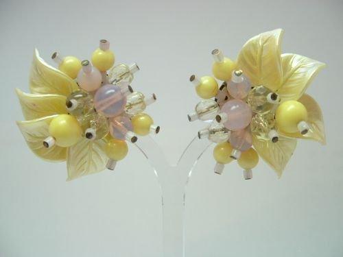 classic 1950s earrings