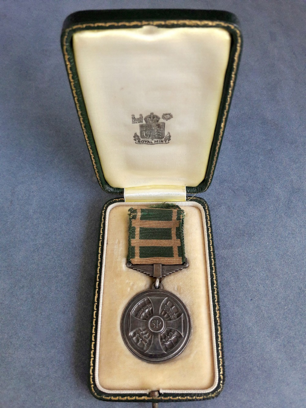 southern railway medal