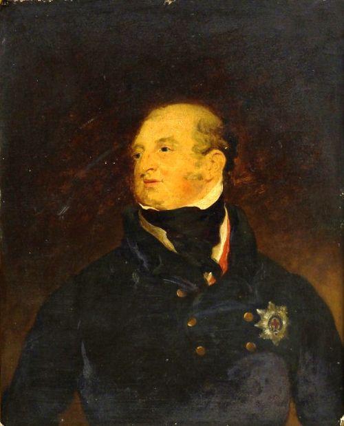 henry wyatt 1794 1840 portrait of field marshal prince frederick duke of york and albany kggcb 1763 1827