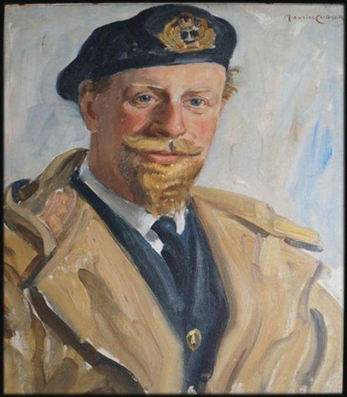 maurice codner 18881958vice admiral sir charles leo glandore crash evans kcb cbe dso dsc 18881958