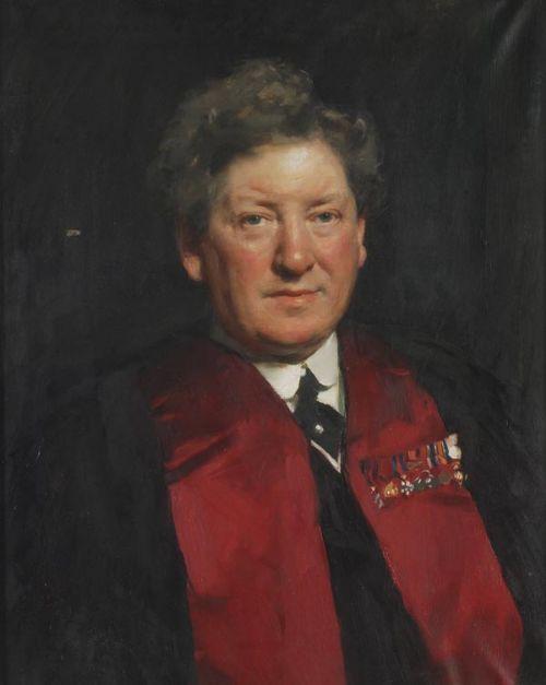 frank thomas copnall 1870 1949portrait of sir john lynnthomas kbe cb cmg frcs 18611939