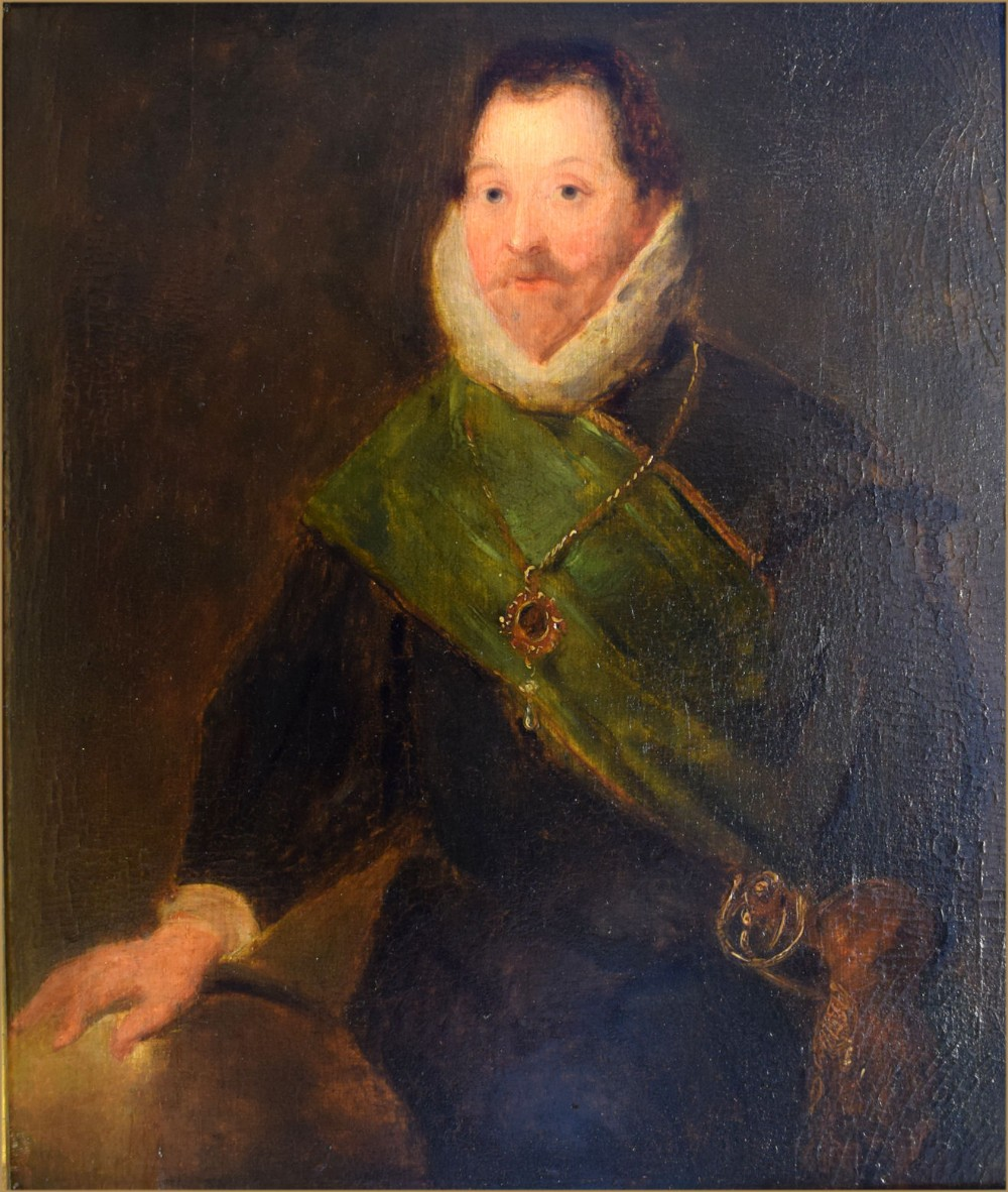 circle of marcus gheeraerts the younger c 156162 1636portrait of sir francis drake c1540 1596 naval officer explorer privateer slave trader