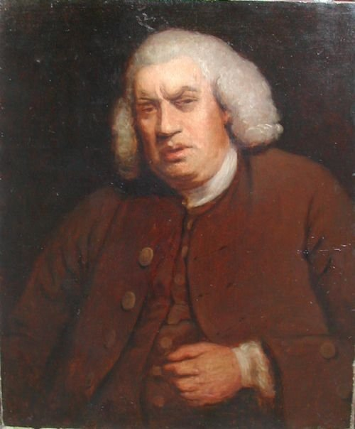 samuel johnson conversation essay English assignment help, essay, samuel johnson samuel johnson relate these observations to the conversation between michael.