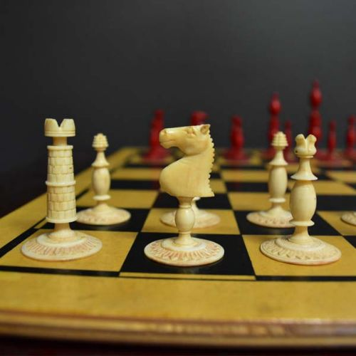 Antique Chess The Uk S Largest Antiques Website