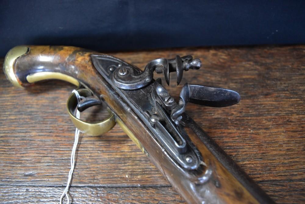 light dragoon flintlock pistol