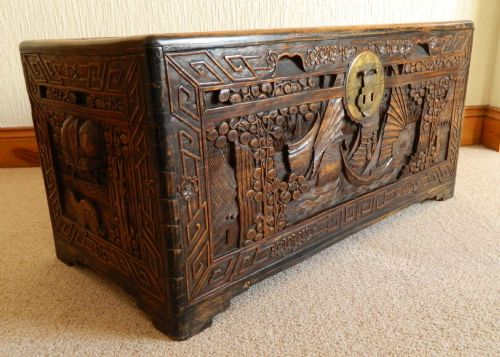 chinese camphor wood chests 3