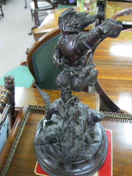 19th century japanese bronze
