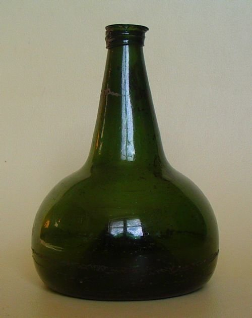 Dating antique wine bottles