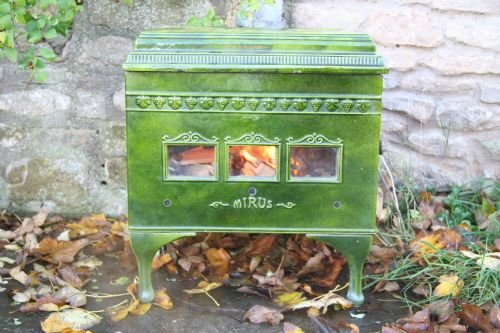 french mirus wood burning stove - photo angle #4