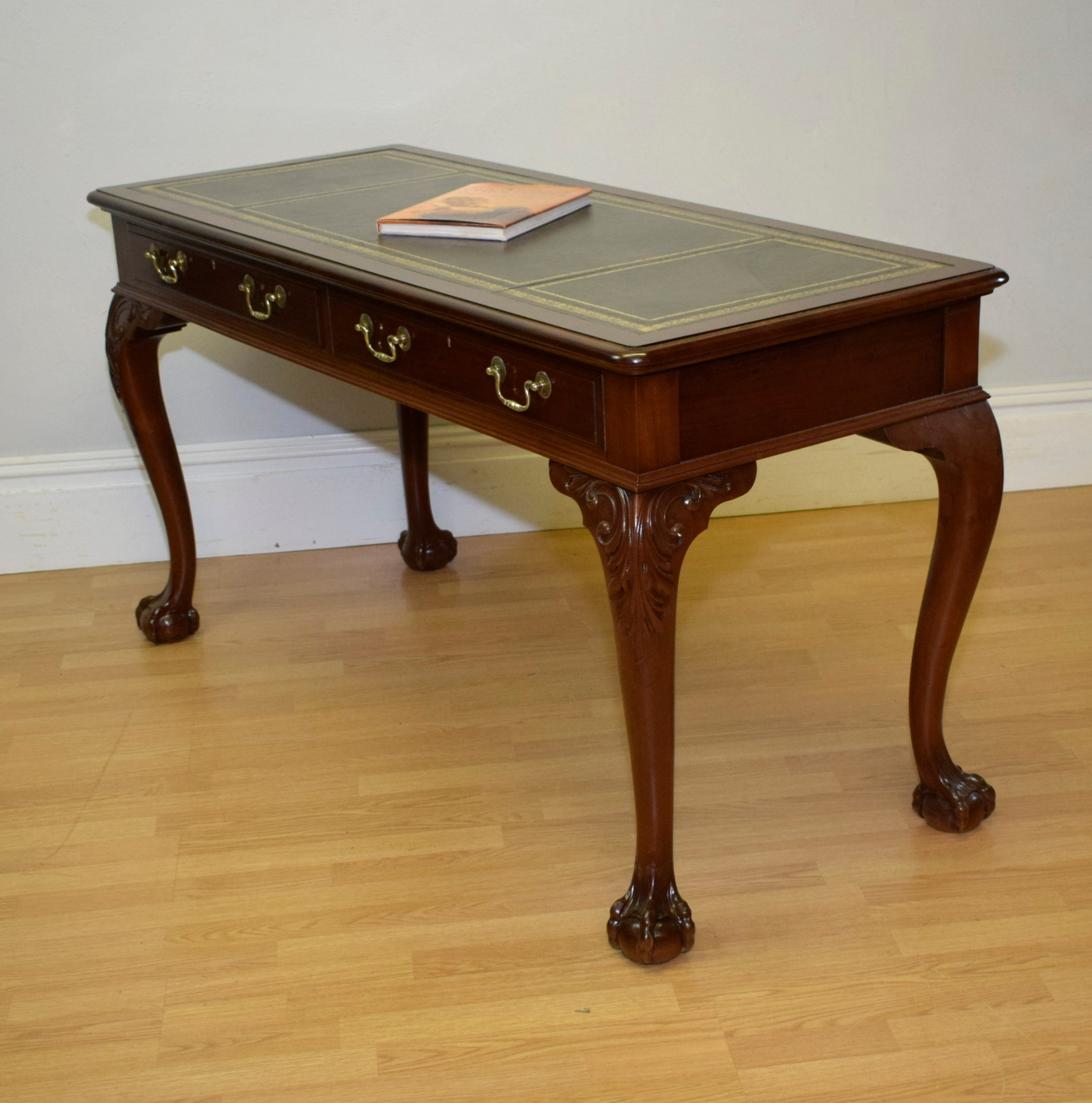 antique chippendale desk by gillows