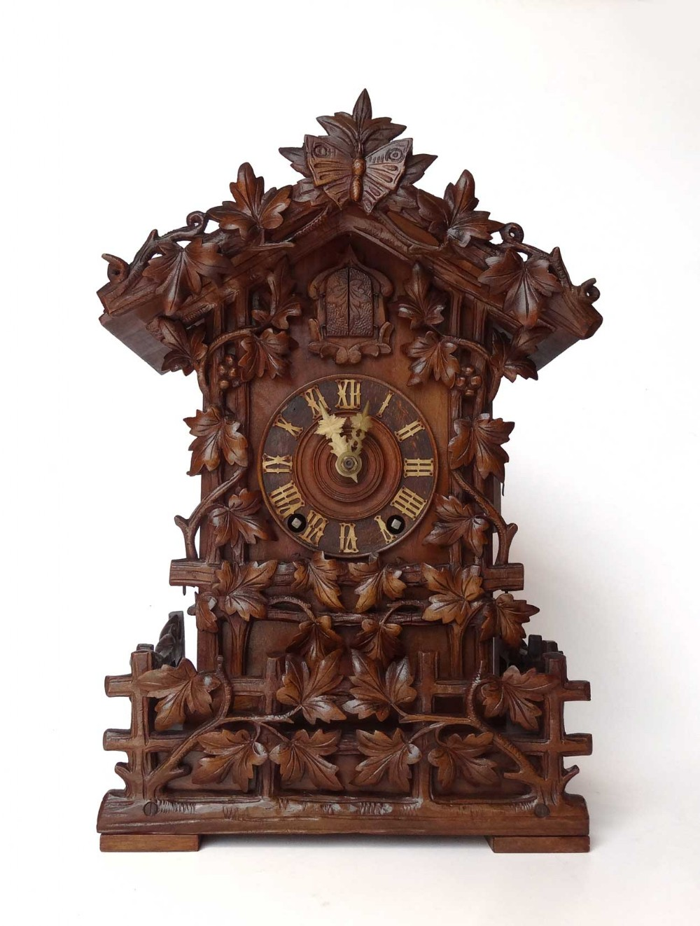 Antique cuckoo clock by beha 292969 How to make a cuckoo clock