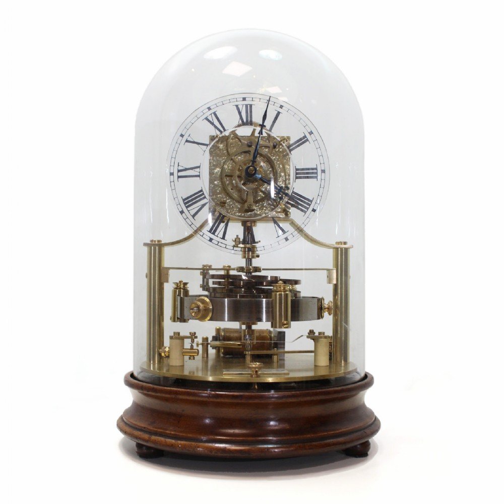 murday's patent electromagnetic clock