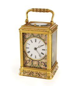 Dating french carriage clocks