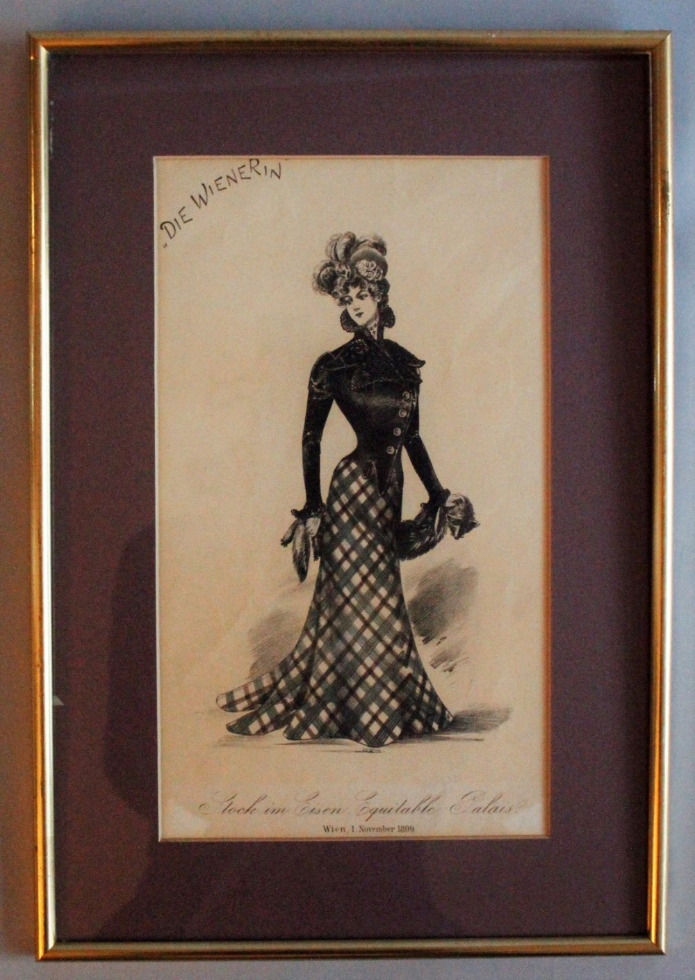 viennese fashion prints
