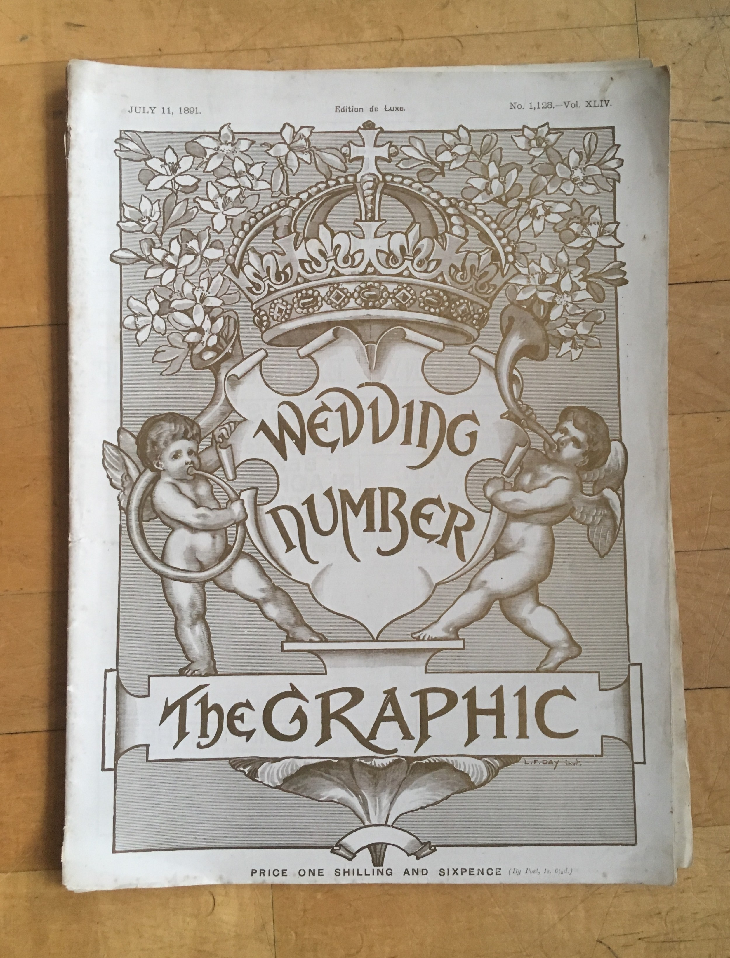 the graphic magazine july 11th 1891